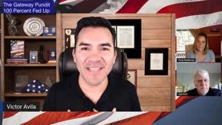Victor Avila Shares Shocking Videos Taken on Biden's Wide Open Borders