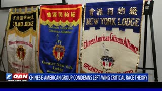Chinese-American group condemns left-wing critical race theory