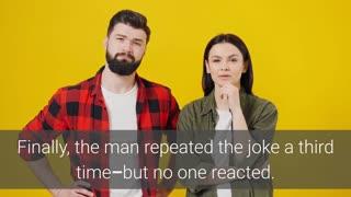 A wise man's joke