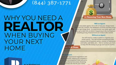 Why You Need a Real Estate Agent When Buying Your Next Home?