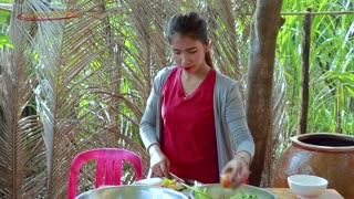 Beef Salad Cooking Corn - Cooking With Sros