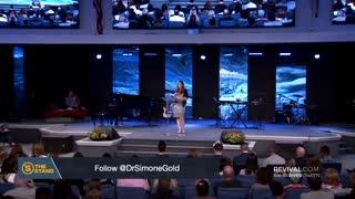 Dr Simone Gold - Vaccine info
