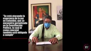 Fuerte choque entre concejal y alcalde de Turbaco [Video]