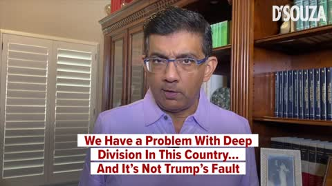 We Have a Problem With Deep Division In This Country... And It's Not Trump's Fault
