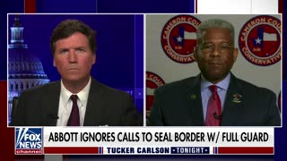 Allen West discusses the crisis at the southern border