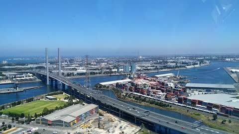 Melbourne CBD views