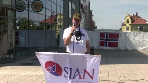 Lars Thorsen tale 2 Sarpsborg 2021