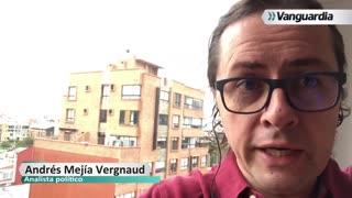 Andrés Mejía Vergnaud, analista político