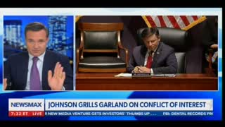 Rep. Mike Johnson: Merrick Garland Was One of the Worst Witnesses to Ever Testify Before Congress