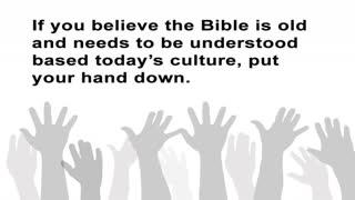 Can God Change?
