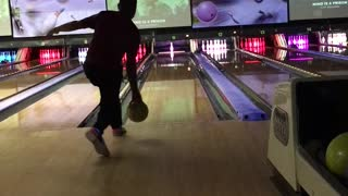 Best Bowling Spare!