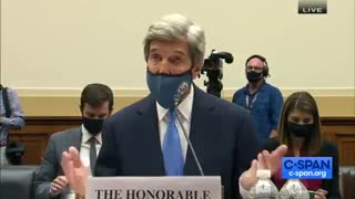 John Kerry Admits Uyghur Slaves Are Making Solar Panels in China