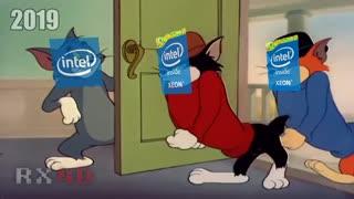 Cpu battle history ( Intel vs AMD)
