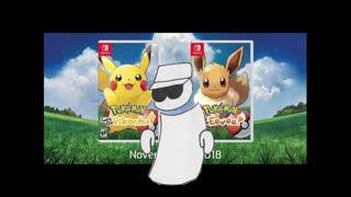 Trailer opinion: Let's go Pikachu/Eevee