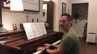 America, the Beautiful piano