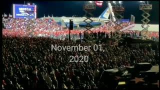 EPIC! Rome, Georgia - President Trump Make America Great Again Rally 11-01-2020