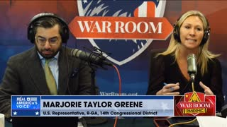 Marjorie Taylor Greene Unveils Bill to End Immigration Crisis