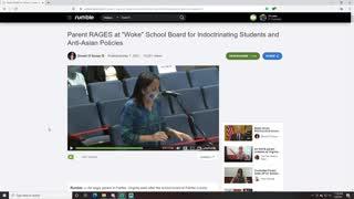 "Parent RAGES at ""Woke"" School Board - RESPONSE"