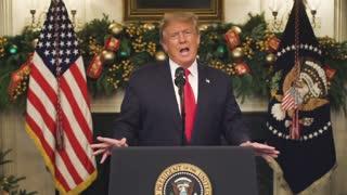 President Trump rejects pork filled stimulus bill