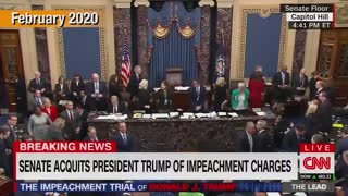 SUPERCUT: Media Obsessed With Impeachment