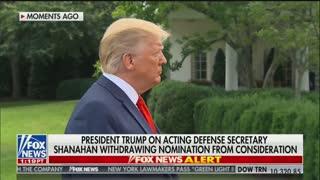 April Ryan pesters Trump about Central Five