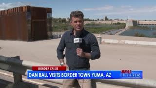 Real America - Dan W/ Cuba illegal Immigrant, Yorman