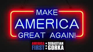 MAGA's bigger than all of us. Dr. Steve Turley on AMERICA First with Sebastian Gorka
