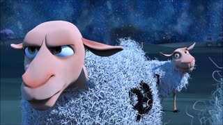The Counting Sheep- Funny Animated Short CGI Film 01