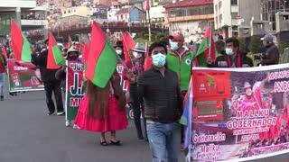 El gobernante MAS busca ganar la segunda vuelta en cuatro regiones bolivianas