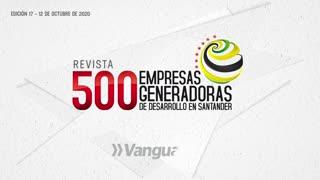 500 Empresas- Instituto del corazón de Bucaramanga