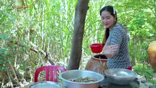 Candy Crab Crispy Cooking - Cooking With Sros