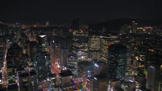 Seoul, South Korea Night