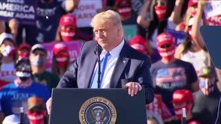 Trump Rally Nevada 2020
