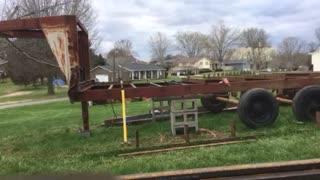 Rebuilding a Gooseneck