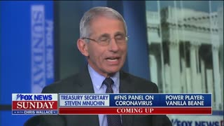Chris Wallace presses Fauci on Obama regulations