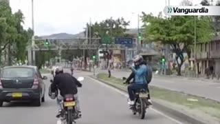 Video Informativo: Sicariato en moto