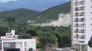 Reportan explosión en las instalaciones de la Brigada 30 del Ejército en Cúcuta