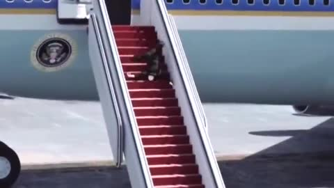 The President of the United States of America know who to make an entrance