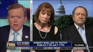 Joe diGenova calls out Chief Justice Roberts