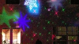 Christmas Lights Show 2020