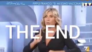 Pippo Franco spiana tutti a La7: i morti ci sono