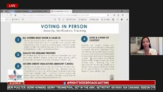 Part 6, Arizona State Senate Judiciary Holds Hearing on Election Fraud,12/14/20.
