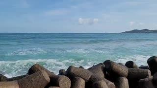 South Korea Pohang East Coast Horizon September 26, 2020