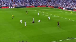 Lionel Messi ● Top 10 Dribbles vs Real Madrid