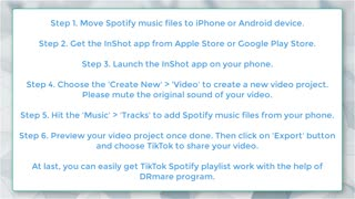 How to Import Spotify Music to TikTok