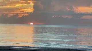 Indialantic Beach Morning