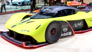 top most expensive car's