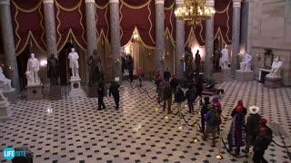 Police behavior on Jan. 6, 2021 at US Capitol
