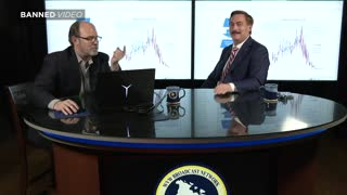 My Pillow Chief Executive Officer Mike Lindell Presents Scientific Proof