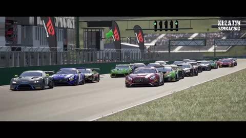 Porsche 991II GT3R Cinematic Must See